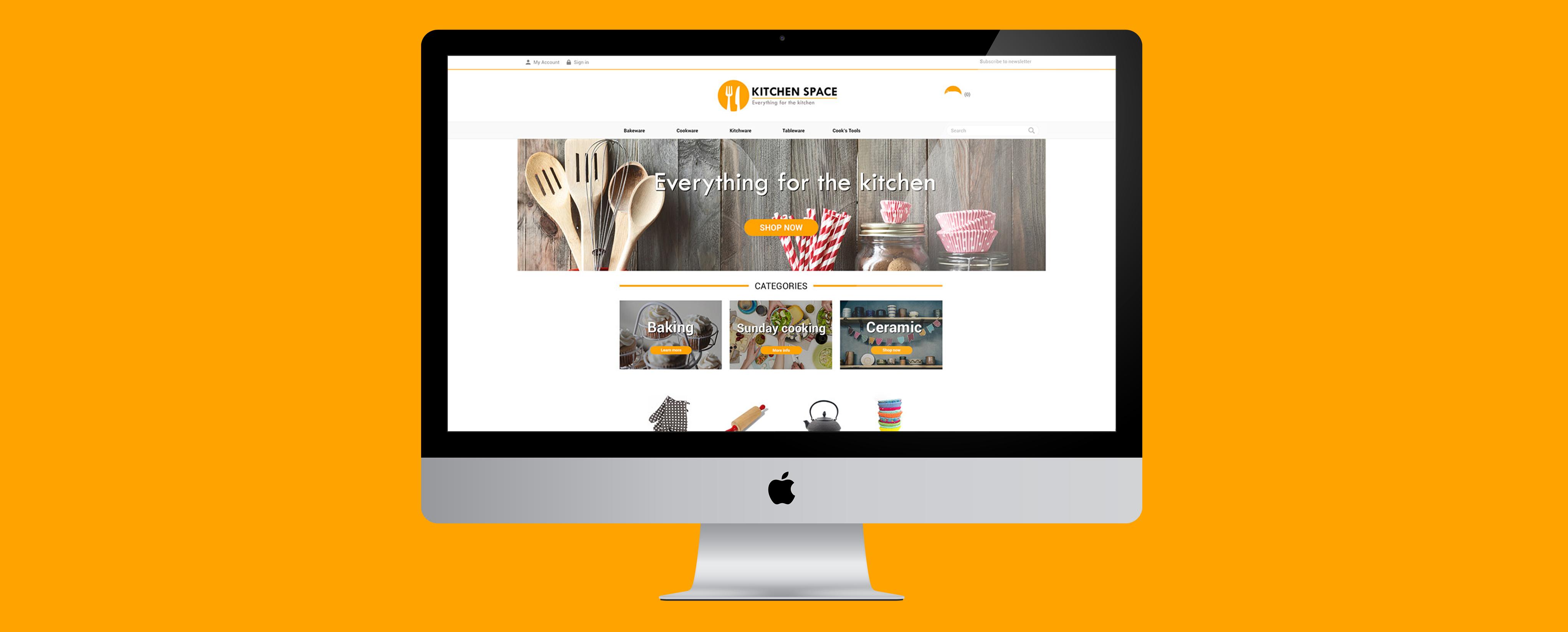 Kitchen Space Demo Shop ePages